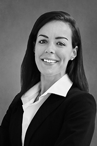 Photograph of New Team Member Katie Morray
