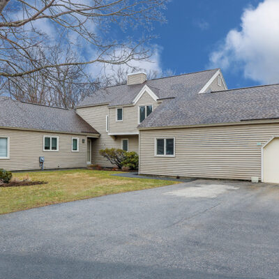Front Exterior Photograph of 15 Astra, Wayland MA