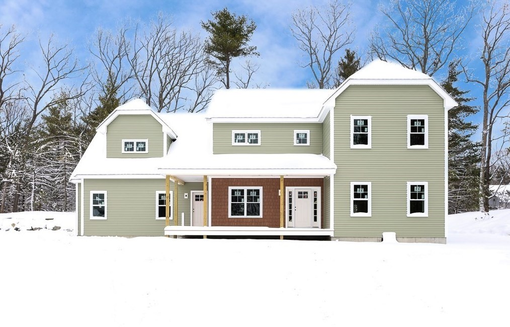 Front exterior photograph of 1 Norway Farms Drive, Norfolk MA