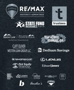 Collage of Sponsors